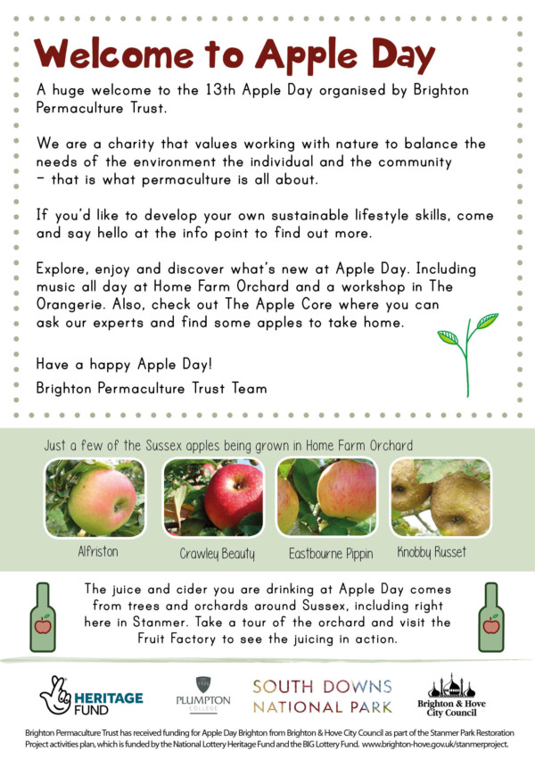 Apple Day Programme Intro