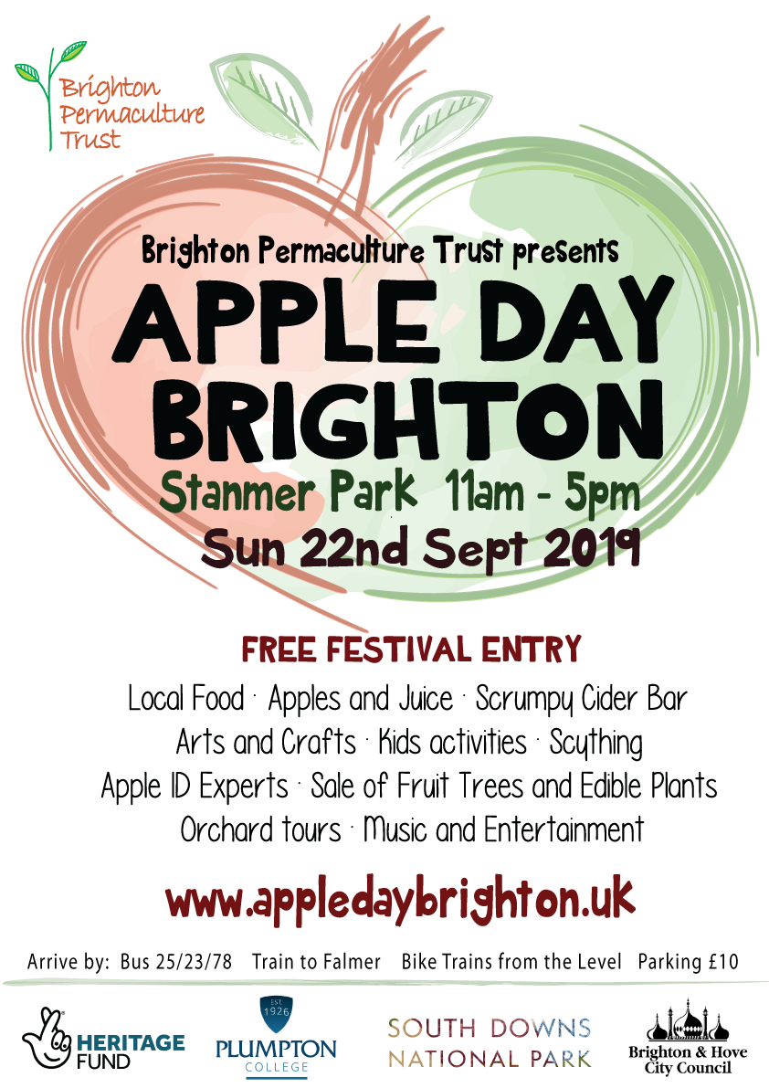 Poster for Apple Day